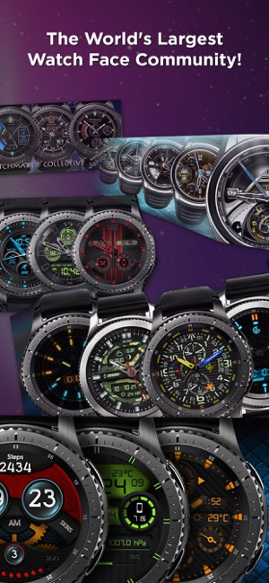 Watchmaker 80000 Watch Faces On The App Store