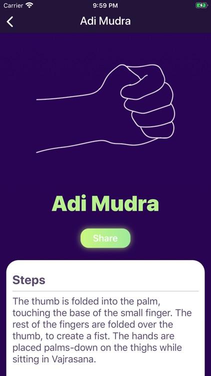 DYoga: Daily Yoga & Mudra screenshot-4