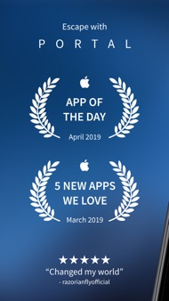 Portal - Focus, Sleep, Escape iphone resimleri