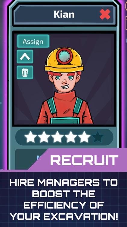 Idle Planet Miner screenshot-4