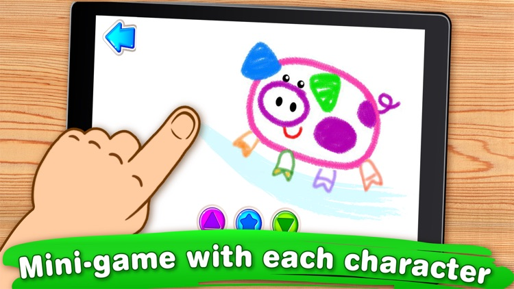 DRAWING FOR KIDS Games! Apps 2 screenshot-3