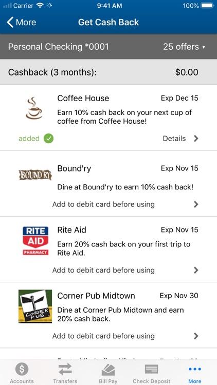 Mobile Bank of Hays screenshot-6
