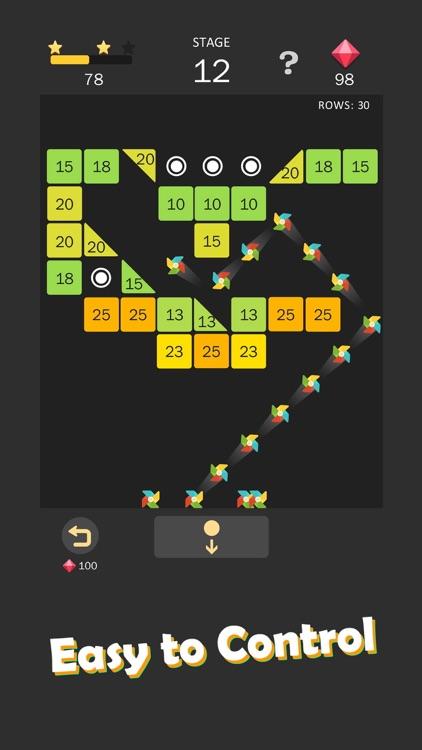 Balls Bounce Bricks!Just Shoot screenshot-3