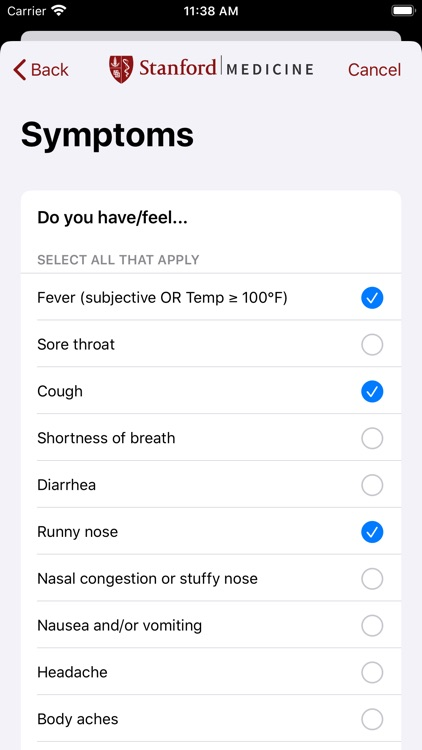 First Responder COVID-19 Guide screenshot-5