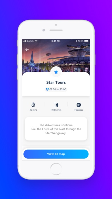 download Disneyland® Paris apps 6