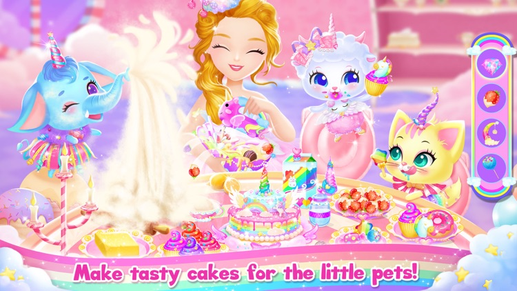 Princess Libby Rainbow Unicorn screenshot-4