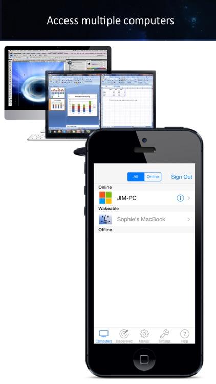 iTeleport Remote Desktop screenshot-3