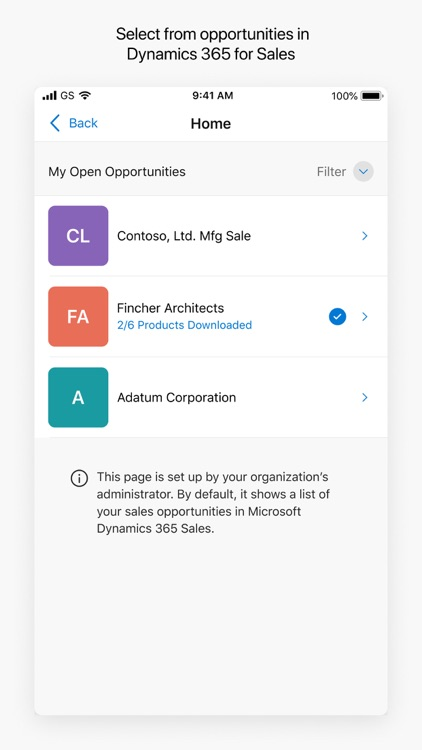 Dynamics 365 Product Visualize screenshot-4