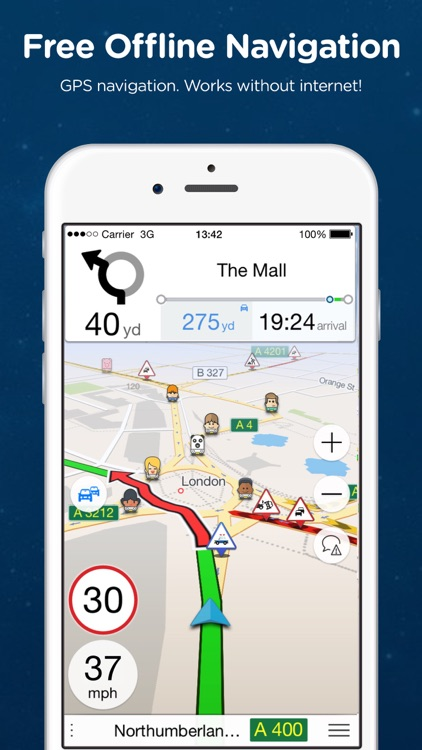 Navmii Offline GPS China