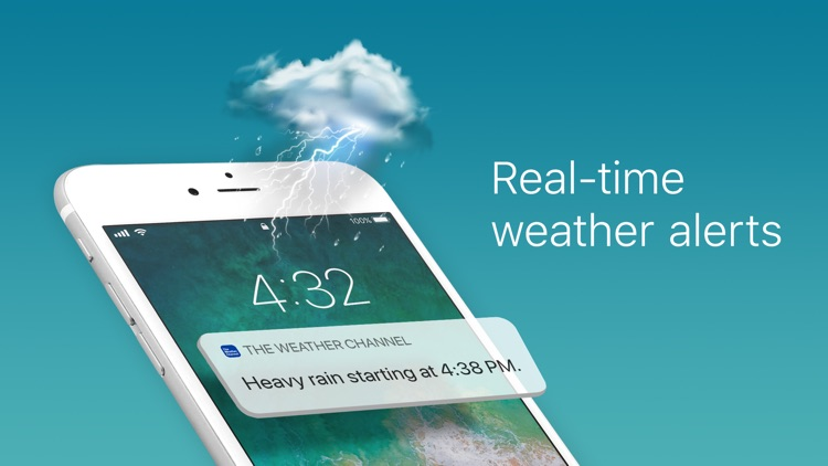 Weather: The Weather Channel screenshot-9