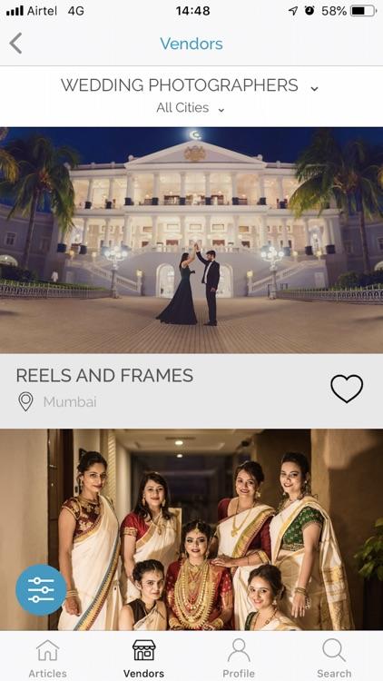 WeddingSutra - Wedding Planner screenshot-6