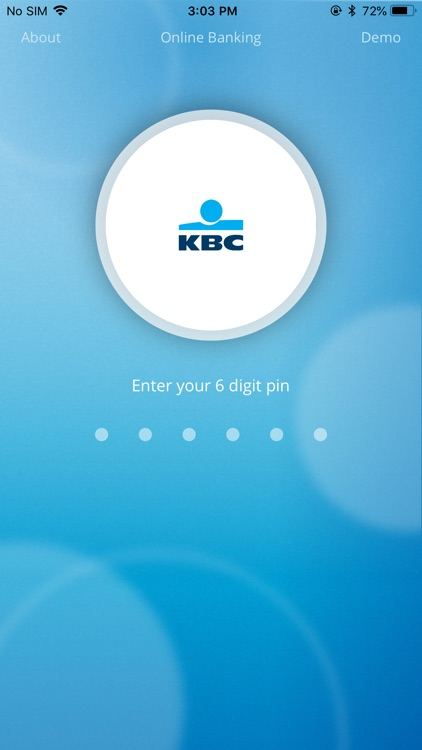 KBC Ireland Mobile Banking screenshot-3