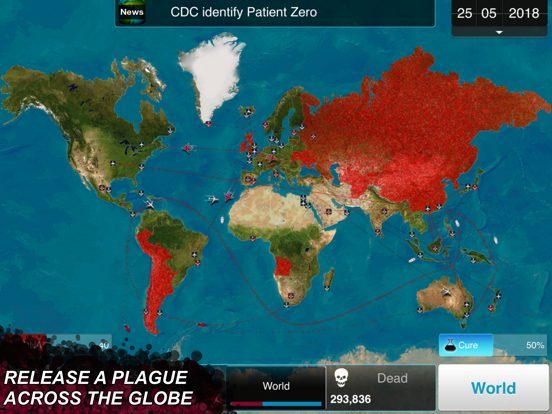 Plague Inc. screenshot 11