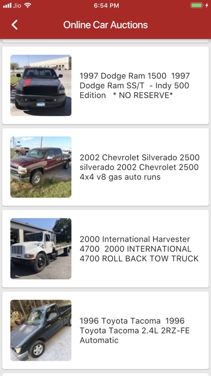 Online Car Auction >> Public Auto Auctions By Jason Parker