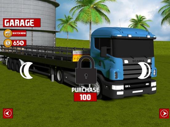 Drive Heavy Truck Simulator 3D screenshot 4