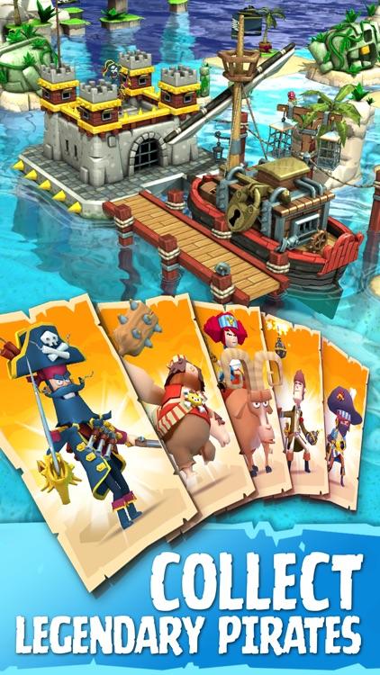 Plunder Pirates screenshot-3