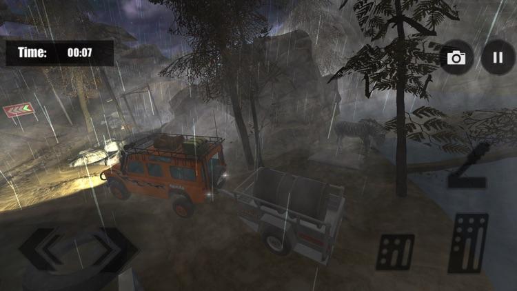 Offroad SUV Driving Evolution screenshot-4
