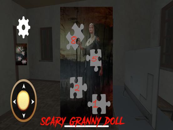 Scary Granny Doll Horror House screenshot 5