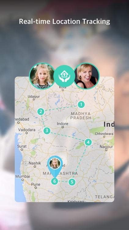 Family Locator - Saferway screenshot-3