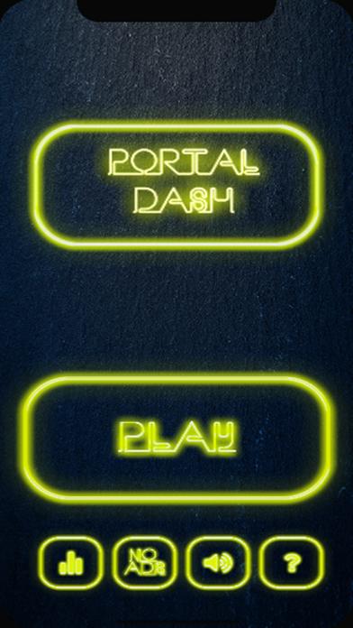 Portal Dash Game 1