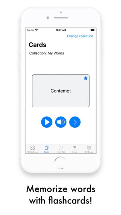 eWords: Learn Foreign Words