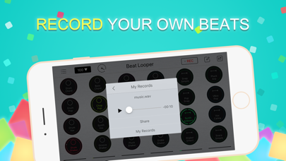 Beat Looper Pro-Beat Maker screenshot three
