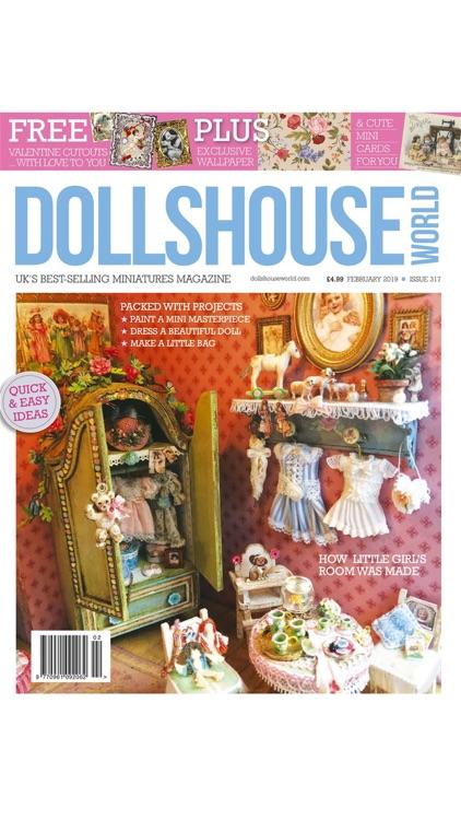 Dollshouse World Magazine screenshot-4
