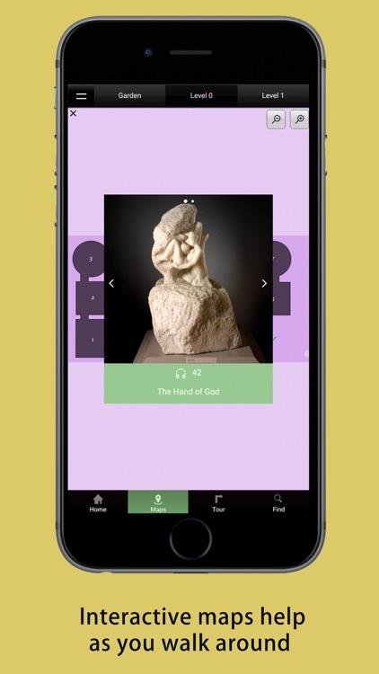 Rodin Museum Visitor's Guide screenshot-5