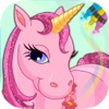 Unicorns – Pony Coloring Book