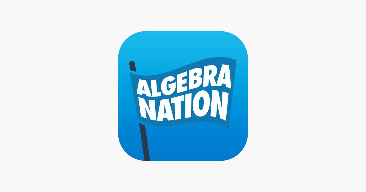 Algebra Nation on the App Store