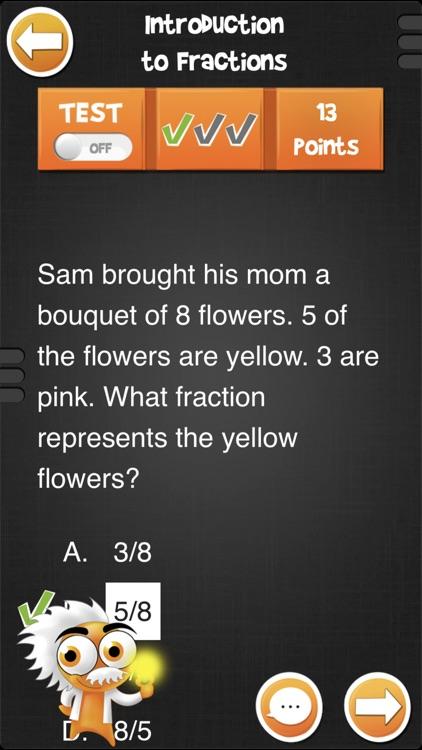 iTooch 3rd Grade App screenshot-4