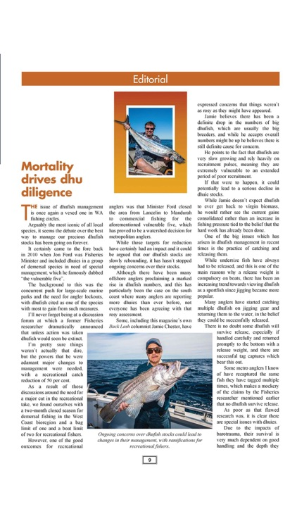 Western Angler Magazine screenshot-3