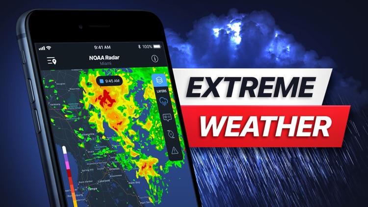 Weather Radar NOAA screenshot-0