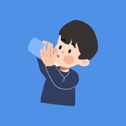 Drink Water—Good Habit