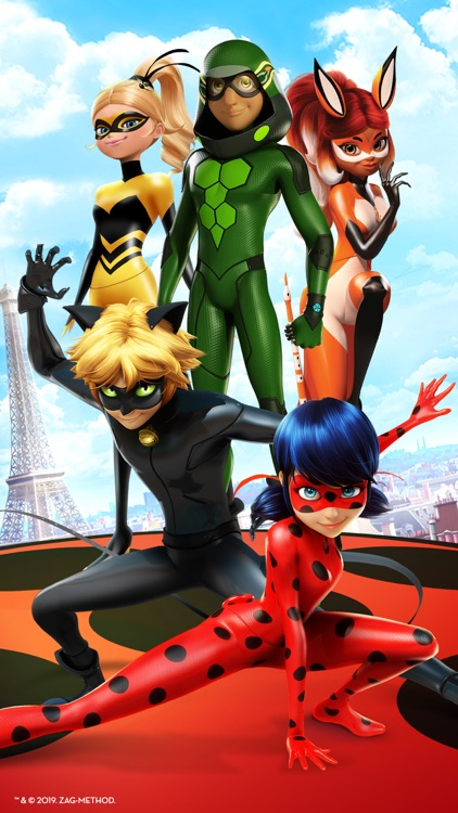 Miraculous Ladybug & Cat Noir screenshot-8