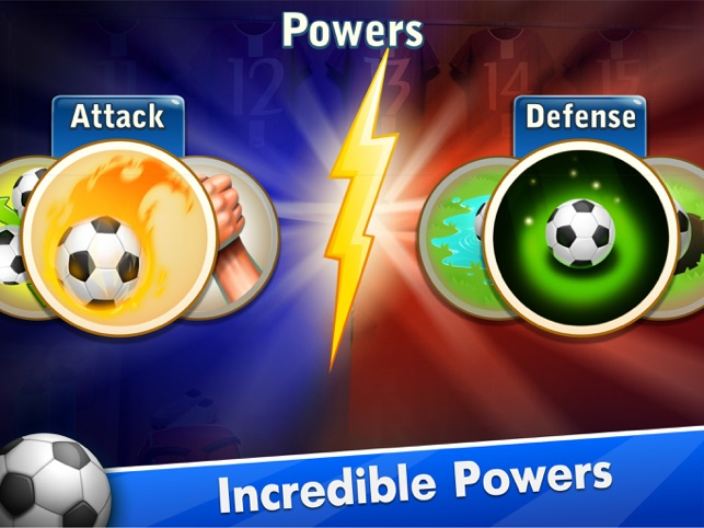 ‎Fans of Soccer: Disc Football Screenshot