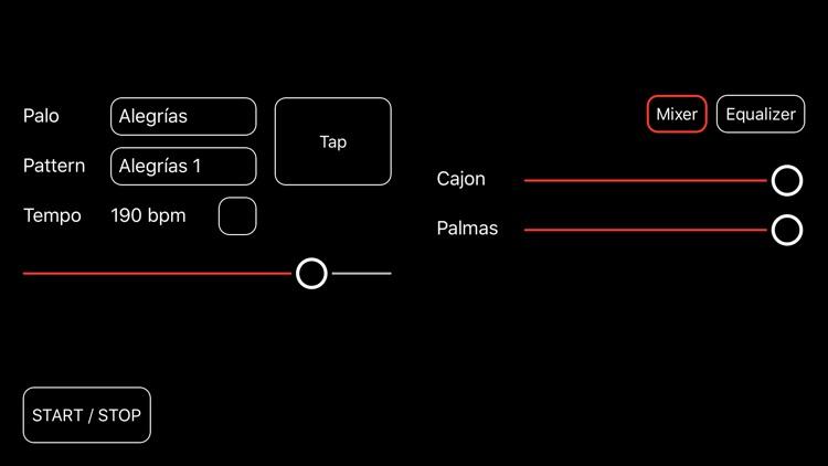 Another Flamenco Compás App