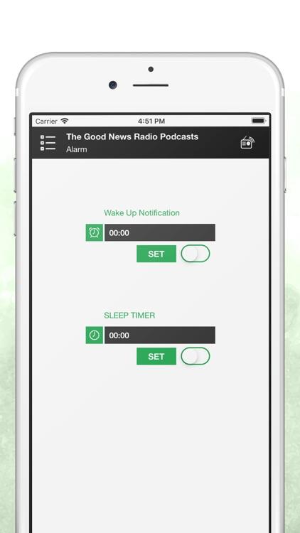 The Good News Radio Podcasts screenshot-4