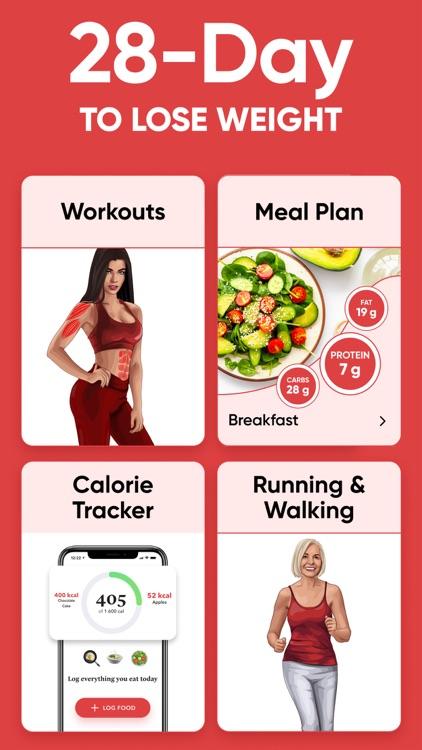 BetterMe: Track Diet & Workout screenshot-0