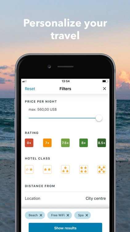 trivago: Compare hotel prices screenshot-4