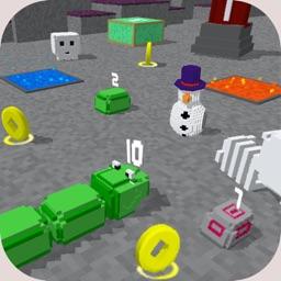 Snake vs Bricks-Cube Breaking