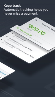 Square Invoices: Invoice Maker iphone images