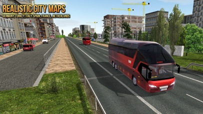 Bus Simulator : Ultimate Screenshot 5