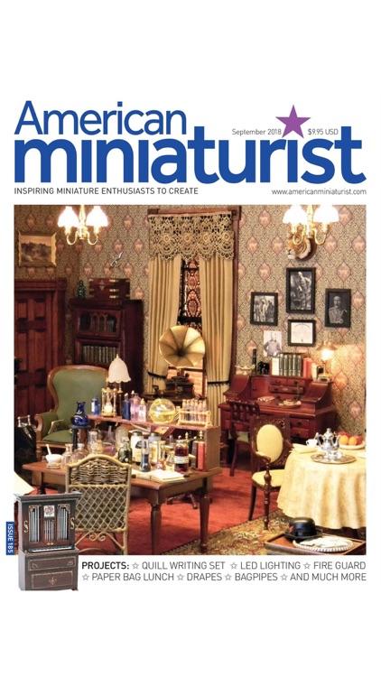 American Miniaturist screenshot-8