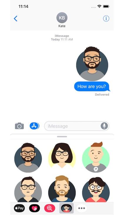 Phimoji: Emoji Stickers screenshot-4