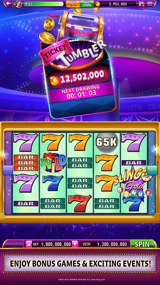 Casino slots no deposit free spins