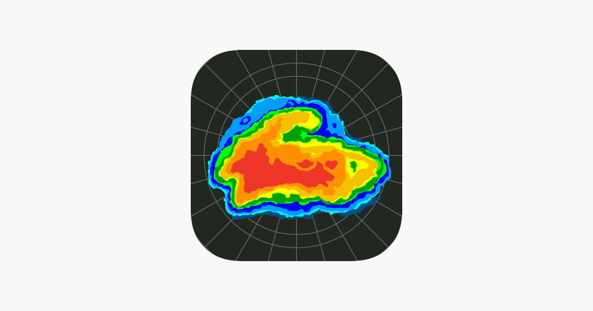 Aplikacja Myradar Weather Radar W App Store