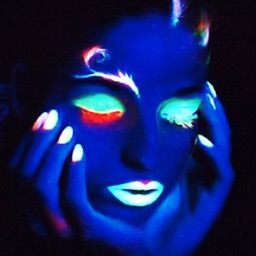 Black Light Vision