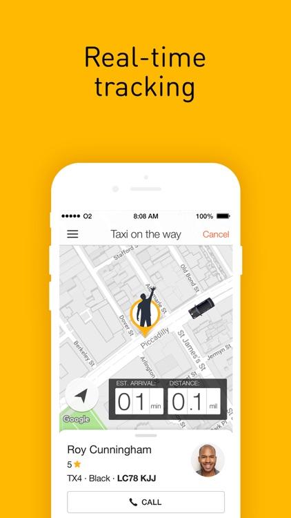 Gett - Car Service & Rideshare screenshot-4
