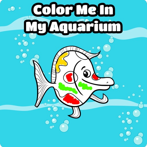 Color Me In My Aquarium